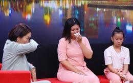 MC Ốc Thanh Vân bật khóc vì người mẹ từng có ý định tự tử bỏ lại 2 con