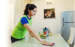 Ứng dụng tìm việc miễn phí dành riêng cho đối tượng lao động nữ làm nghề giúp việc gia đình