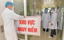 2 trường hợp nhập cảnh quê Hà Nội, Hải Dương nhiễm COVID-19