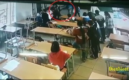 Điện Biên: Xác minh thông tin phụ huynh vào trường học đánh học sinh