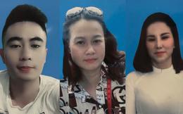 Công an truy tìm 2 phụ nữ và nam thanh niên vào cửa hàng Zara trộm cắp tài sản