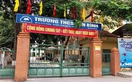Công an thông tin vụ phụ huynh xông vào trường đánh học sinh ở Điện Biên