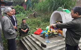 Hà Nội: Gia đình liệt sĩ kêu cứu vì bị bịt đường vào viếng mộ người thân
