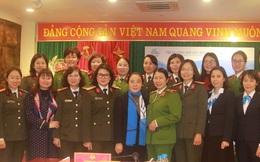 Phát huy vai trò nòng cốt của các cấp Hội phụ nữ Bộ Công an