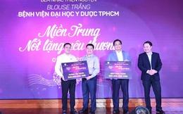 Quang Lê, Hải Yến Idol cùng các y bác sĩ hát gây quỹ ủng hộ miền Trung