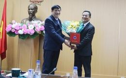 Trao quyết định bổ nhiệm Phó Cục trưởng Cục Quản lý Khám chữa bệnh