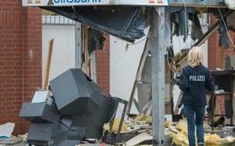Phá nổ cây ATM để cướp tiền tăng đột biến ở Đức