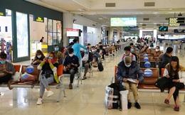 """""""Án phạt"""" cho nam hành khách trộm điện thoại ở sân bay"""