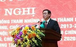 Luân chuyển cán bộ đã trở thành một giải pháp phòng chống tham nhũng của Hà Nội