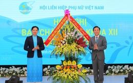 Khai mạc Hội nghị lần thứ 10 Ban Chấp hành TƯ Hội LHPN Việt Nam khóa XII