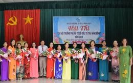 Cả nước hiện có 63 chi Hội trưởng phụ nữ là nam giới