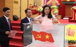 Cán bộ nữ trong 3 cấp ủy Đảng đều tăng so với nhiệm kỳ trước