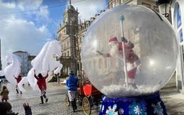 Mùa Giáng sinh buồn trên khắp thế giới
