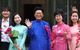 Đại sứ Hàn Quốc mặc áo dài Việt, tham gia MV Khúc xuân