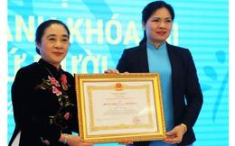 Chủ tịch nước tặng Huân chương cho 3 cán bộ, nguyên cán bộ Trung ương Hội LHPN Việt Nam