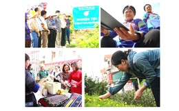 Các cấp Hội trong cả nước thực hiện hơn 15.000 hoạt động xây dựng nông thôn mới