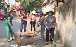 Phụ nữ bảo vệ môi trường xanh, chung sức xây dựng nông thôn mới