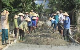 Con Cuông xây dựng nông thôn mới gắn với bảo vệ môi trường