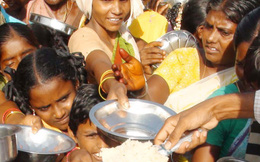 270 triệu người đối mặt với nạn đói