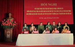 """Hội LHPN Hà Nội phát động phong trào """"Toàn dân tham gia phòng, chống ma túy"""""""