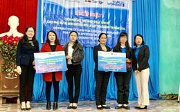 UN Women hỗ trợ 1,26 tỷ đồng cho phụ nữ chịu ảnh hưởng bởi lũ lụt tại Quảng Trị