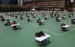 Hàn Quốc tổ chức kỳ thi đại học giữa bối cảnh căng thẳng từ làn sóng Covid-19 thứ 3