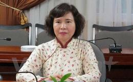 Thi hành kỷ luật khai trừ Đảng đối với cựu Thứ trưởng Hồ Thị Kim Thoa
