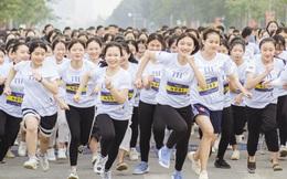 Giải chạy S-Race truyền cảm hứng luyện tập thể thao cho học sinh, sinh viên