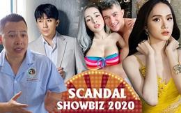10 sự việc lùm xùm nhất showbiz Việt năm 2020