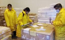 TPHCM: Thực phẩm đông lạnh nhập khẩu an toàn với virus SARS-CoV-2