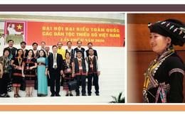 Rực rỡ sắc màu trang phục phụ nữ dân tộc thiểu số giữa lòng Hà Nội