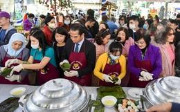 Quyên góp từ thiện từ Liên hoan ẩm thực quốc tế lần thứ 8