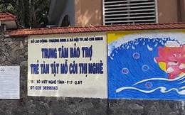"""Trung tâm bảo trợ trẻ em ghi """"trong sổ, ngoài sổ"""" để chia chác tiền từ thiện"""