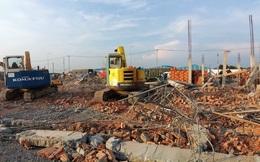 10 người chết, 17 người bị thương trong vụ sập công trình xây dựng tại KCN Giang Điền