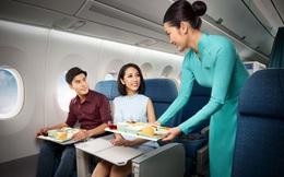 Hàng không Việt phục vụ lại suất ăn trên máy bay, mở cửa phòng chờ VIP