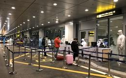 24 công dân trong khu cách ly trên chuyến bay về từ Nga nhiễm COVID-19