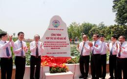 """Thủ tướng cắt băng khánh thành công trình """"Hợp tác xã với Bác Hồ"""" tại Nghệ An"""