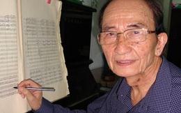 Vĩnh biệt nhạc sĩ Nguyễn Văn Nam, người viết nhiều giao hưởng nhất Việt Nam