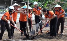 Phụ nữ quận Gò Vấp phát động trồng cây làm theo lời Bác
