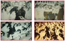 Xúc động xem lại những hình ảnh quý về Hồ Chủ tịch và phụ nữ Việt Nam