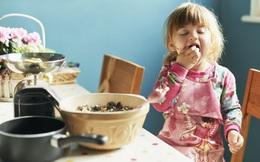 Môi trường ăn uống khắt khe khiến trẻ khó phát triển các kỹ năng