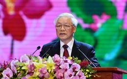 """""""Chủ tịch Hồ Chí Minh - người hiến dâng trọn đời cho sự nghiệp vẻ vang, tên tuổi còn mãi với non sông đất nước"""""""