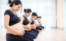 3 câu trả lời quan trọng để bà bầu luyện tập yoga hiệu quả