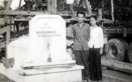 Chuyện vợ chồng nhà văn Sơn Tùng bán nhẫn cưới vào Nam tìm tư liệu về Bác