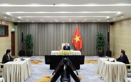 Thủ tướng Nguyễn Xuân  Phúc chia sẻ với các nước những mất mát do đại dịch Covid-19 gây ra