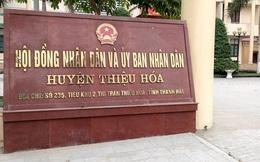 Đình chỉ công tác cán bộ xã đưa người thân vào danh sách hộ cận nghèo ở Thanh Hóa