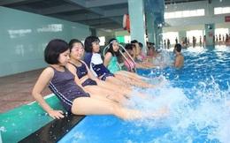 """Hàng loạt bể bơi khuyến mãi """"khủng"""" chào hè với mức giá chỉ 20k-30k"""