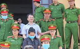 Các bị cáo trong vụ nâng điểm thi ở Hòa Bình lĩnh án