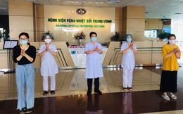 Nữ nhân viên Công ty Trường Sinh tái nhiễm Covid-19 được công bố khỏi bệnh