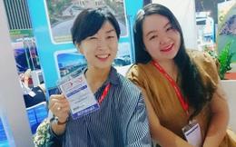 Nữ tình nguyện viên Nhật Bản nặng lòng với du lịch Cần Thơ